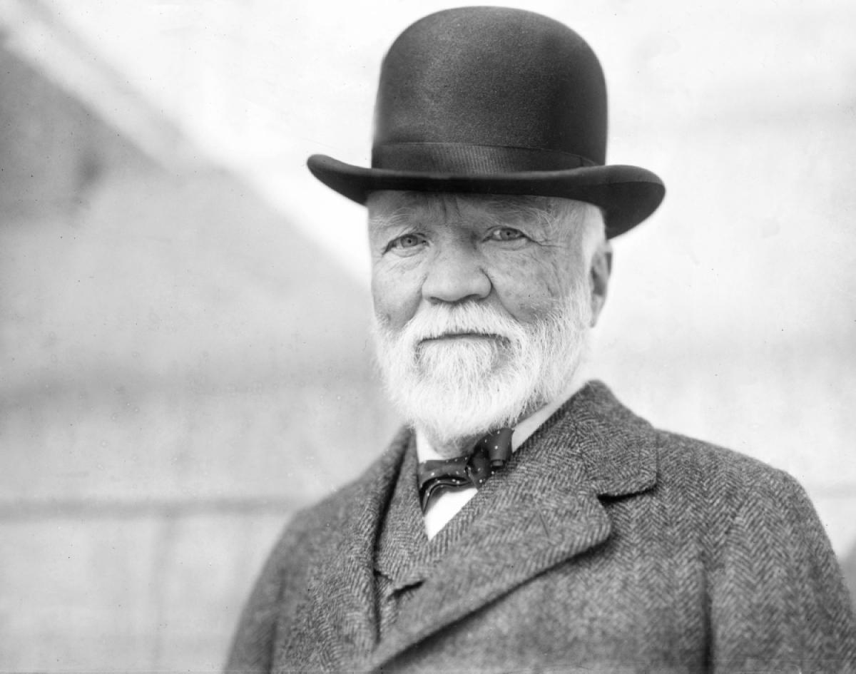the life and times of andrew carnegie Andrew carnegie may be the most influential philanthropist where young andrew began an extraordinary rags-to for much of the final third of his life.